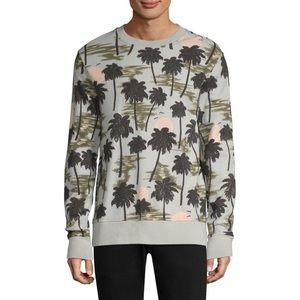 WESC Miles Hawaii Crewneck Sweatshirt